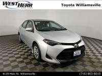 2018 Toyota Corolla LE Sedan For Sale - Serving Amherst