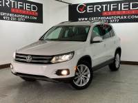 2016 Volkswagen Tiguan SE NAVIGATION PANORAMIC ROOF REAR CAMERA HEATED LEATHER SEATS SMART PHONE I