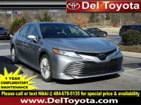 Certified Pre-Owned 2018 Toyota Camry For Sale in Thorndale, PA | Near Malvern, Coatesville, West Chester & Downingtown, PA | VIN:4T1B11HK1JU105976