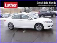 2014 Honda Accord Sedan LX Minneapolis MN | Maple Grove Plymouth Brooklyn Center Minnesota 1HGCR2F35EA220124