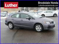 2015 Honda Civic Sedan LX Minneapolis MN | Maple Grove Plymouth Brooklyn Center Minnesota 19XFB2F56FE121215