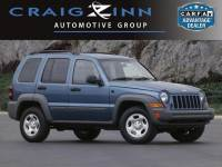 Pre Owned 2007 Jeep Liberty 2WD 4dr Sport VIN1J8GK48K97W640861 Stock Number9055502