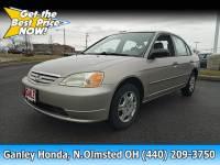 2001 Honda Civic Sedan LX