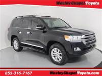 Certified Pre-Owned 2017 Toyota Land Cruiser LE 4WD