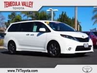 2015 Toyota Sienna SE Van Front-wheel Drive