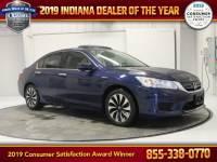 Pre-Owned 2015 Honda Accord Hybrid Touring Sedan Front-wheel Drive Fort Wayne, IN