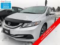 Pre-Owned 2015 Honda Civic Sedan EX FWD 4dr Car