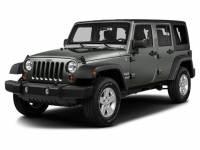 2016 Jeep Wrangler JK Unlimited Sport 4X4 Convertible