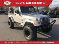 Used 2006 Jeep Wrangler Unlimited LWB Sport Utility