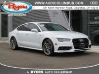 2016 Audi A7 3.0T Prestige Sedan For Sale in Columbus