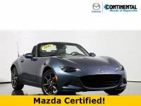 Certified Pre-Owned 2016 Mazda MX-5 Miata Grand Touring w/Leather RWD 2D Convertible