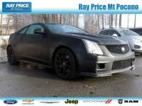 Used 2013 CADILLAC CTS-V Base For Sale Stroudsburg, PA
