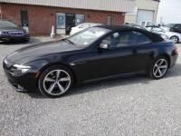 2008 BMW 6 Series 650i Sport Convertible