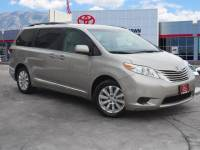 Certified Pre-Owned 2015 Toyota Sienna LE AWD Mini-van Passenger