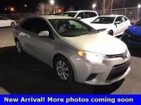 Pre-Owned 2015 Toyota Corolla Sedan