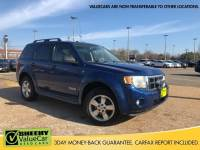 2008 Ford Escape XLT SUV V-6 cyl