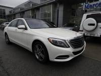 Pre-Owned 2016 Mercedes-Benz S 550 4MATIC® Sedan S-Class
