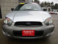 Used 2005 Subaru Impreza Outback Sport For Sale at Norm's Used Cars Inc.   VIN: JF1GG685X5H800719