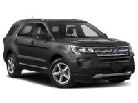 New 2019 Ford Explorer Sport AWD