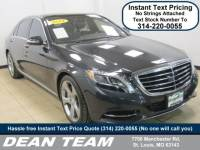 Used 2014 Mercedes-Benz S-Class S 550 Sedan in St. Louis, MO