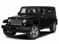 2018 Jeep Wrangler JK Unlimited Sahara Crossover SUV