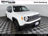2017 Jeep Renegade Sport SUV