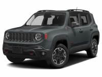 2017 Jeep Renegade Trailhawk SUV I4 MultiAir