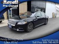 2018 Lincoln Continental Reserve AWD   only 6k, Technology Pkg.