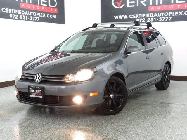 Photo 2014 Volkswagen Jetta SportWagen TDI PANORAMIC ROOF HEATED LEATHER SEATS ROOF LUGGAGE RACK CRUIS