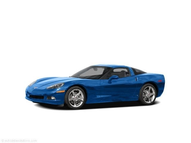 Photo Used 2008 Chevrolet Corvette For Sale at Huber Automotive  VIN 1G1YY26EX85102228