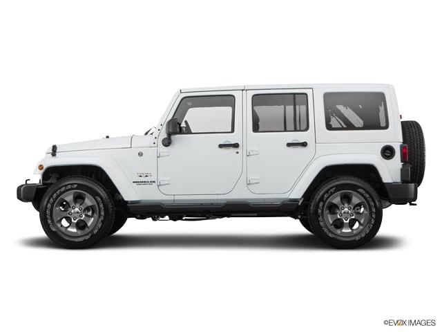 Photo Used 2017 Jeep Wrangler JK Unlimited Sahara 4x4 SUV For Sale Leesburg, FL