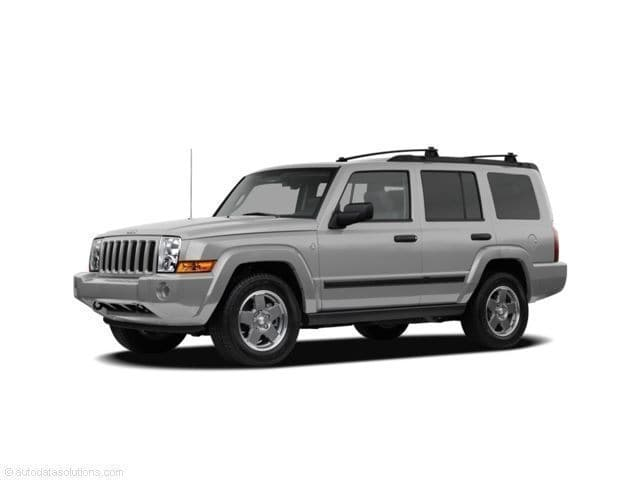 Photo 2006 Jeep Commander Limited SUV HEMI V8 Multi Displacement