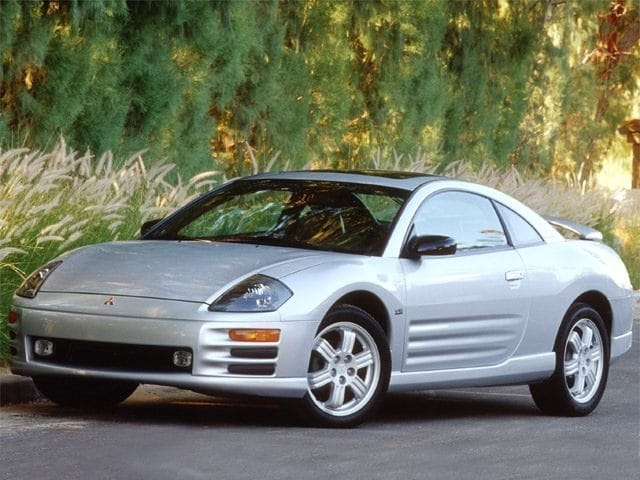 Photo Pre-Owned 2001 Mitsubishi Eclipse Coupe in Jacksonville FL