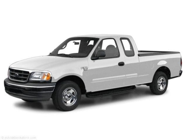 Photo Used 2000 Ford F-150 Truck Super Cab Dealer Near Fort Worth TX