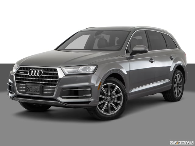 Photo Certified Pre-Owned 2018 Audi Q7 Premium Plus 3.0 TFSI Premium Plus Near Palo Alto, CA