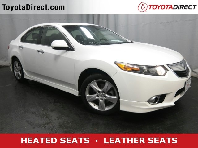 Photo 2012 Acura TSX Special Edition 5-Speed Automatic Sedan Front-wheel Drive