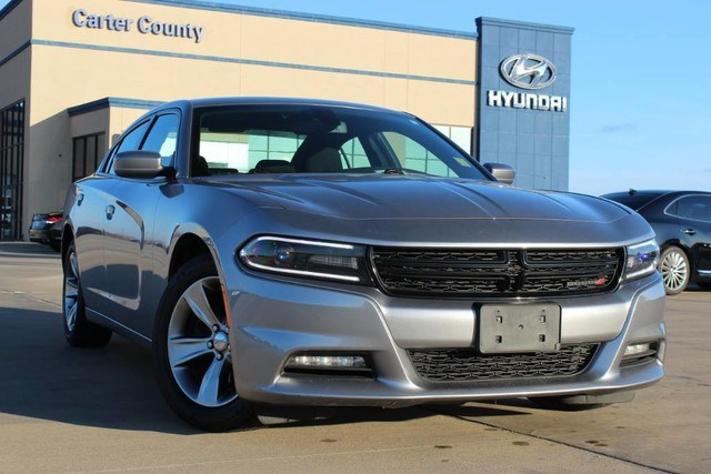 Photo Used 2018 Dodge Charger SXT Plus LOADED WITH GREAT AMENITIES LOW MILES in Ardmore, OK