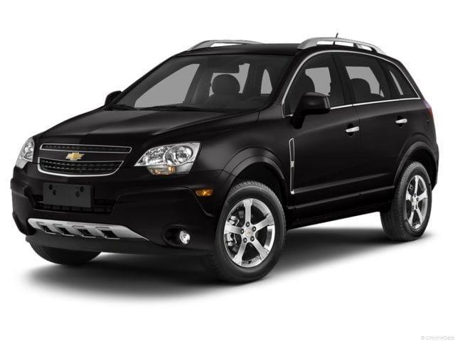Photo 2014 Chevrolet Captiva Sport 2LS SUV