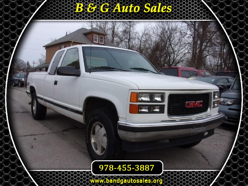 Photo 1996 GMC Sierra CK 1500 Club Coupe 6.5-ft. Bed 4WD