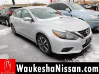 Certified Pre-Owned 2016 Nissan Altima 2.5 SR Sedan in Waukesha, WI