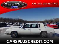1992 Chrysler New Yorker Fifth Avenue 4dr Sedan