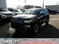 Used 2018 Jeep Compass Limited Limited 4x4 For Sale | Hempstead, Long Island, NY