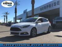 Used 2017 Ford Focus ST Base Hatchback I-4 cyl For Sale in Surprise Arizona