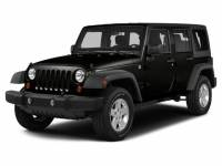 Used 2015 Jeep Wrangler Unlimited Sport 4x4 SUV in Toledo