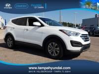 Certified 2016 Hyundai Santa Fe Sport 2.4L SUV in Tampa FL
