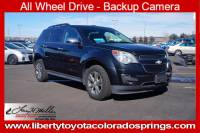 Used 2013 Chevrolet Equinox LT LT AWD For Sale in Colorado Springs, CO