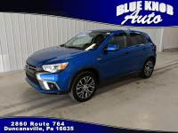 2018 Mitsubishi Outlander Sport 2.4 SE CUV in Duncansville | Serving Altoona, Ebensburg, Huntingdon, and Hollidaysburg PA