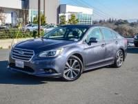 Certified Pre-Owned 2017 Subaru Legacy 2.5i Limited in Walnut Creek