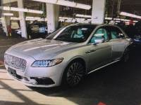 2018 Lincoln Continental Black Label near Worcester, MA