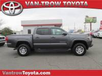 Used 2016 Toyota Tacoma 4WD Double Cab Short Bed V6 Automatic SR5